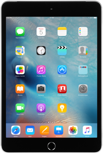 Apple iPad Mini 4 Wi-Fi Cell 128GB Space Gray (Apple Sim)