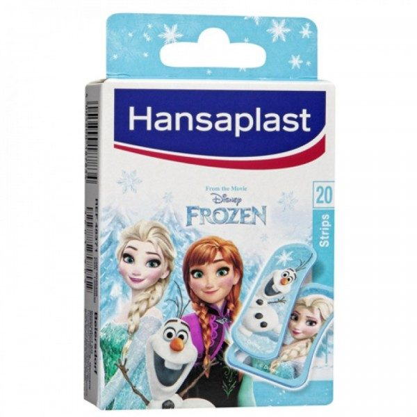 Hansastrip 20er Junior Stripe Frozen