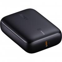 AUKEY Basix Mini 10000 mAhPDQC Powerbank black USB-C USB-A
