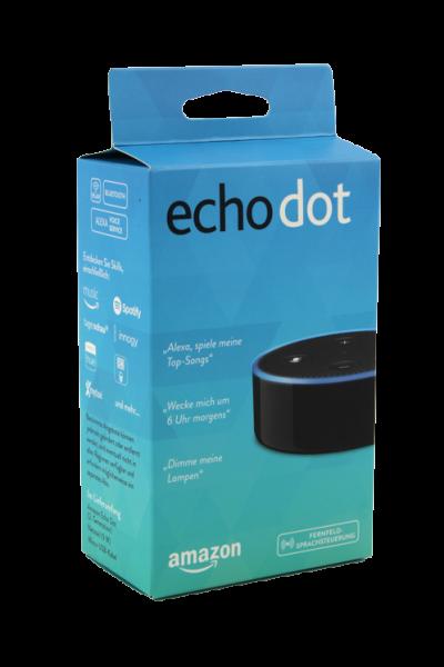 Amazon Echo Dot (2.Generation), Schwarz