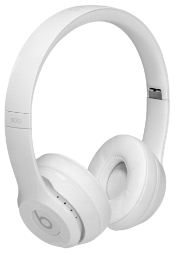 Beats Solo3 Wireless glanz weiss