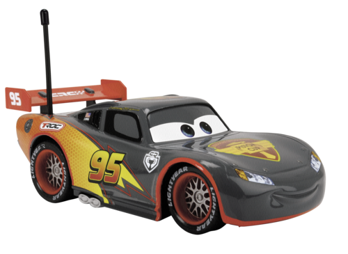 Dickie RC Carbon Turbo Racer Lightning McQueen Cars 1:24