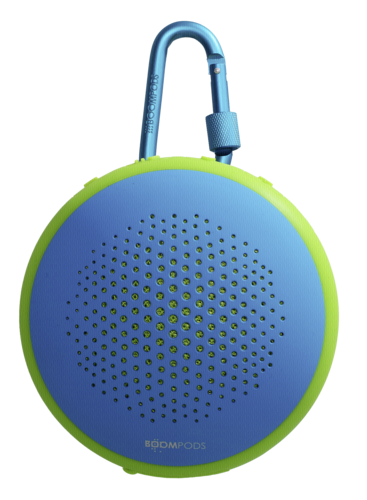 Boompods Fusion blau/grün