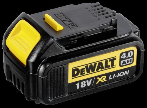 DeWalt DCB182-XJ 18V/ 4.0 Ah XR Li-Ion Akku