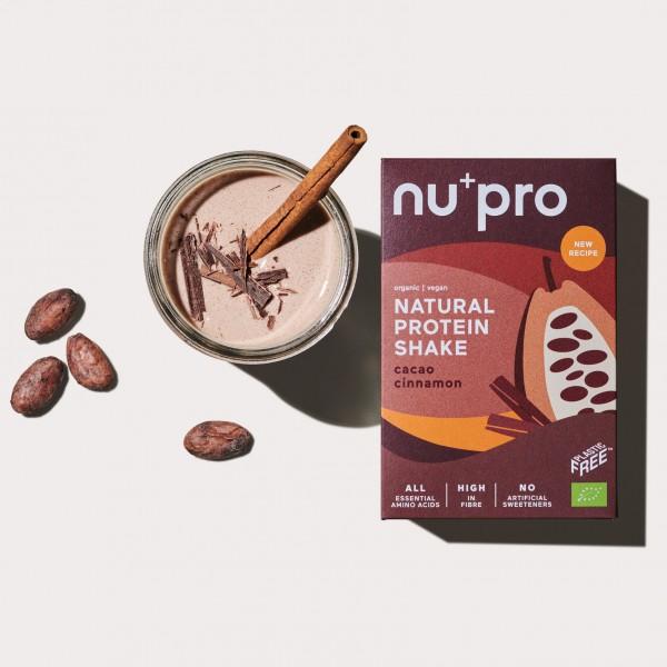 nupro - Cacao Cinnamon - 600g