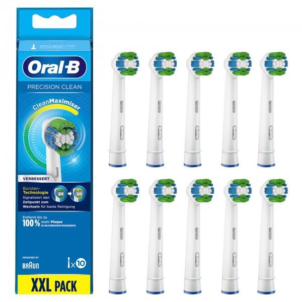 Braun Oral-B Precision Clean 10er CleanMaximizer Aufsteckbürsten