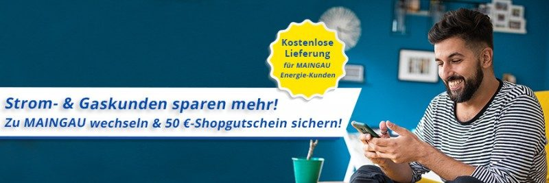 50€-Gutschein sichern