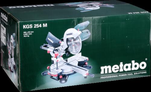 Metabo KGS 254 M Kappsäge