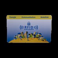 MAINGAU Energie RFID-Blocker Karte
