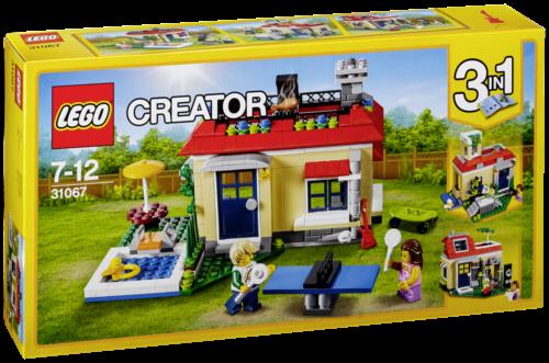 LEGO Creator 31067 Ferien am Pool
