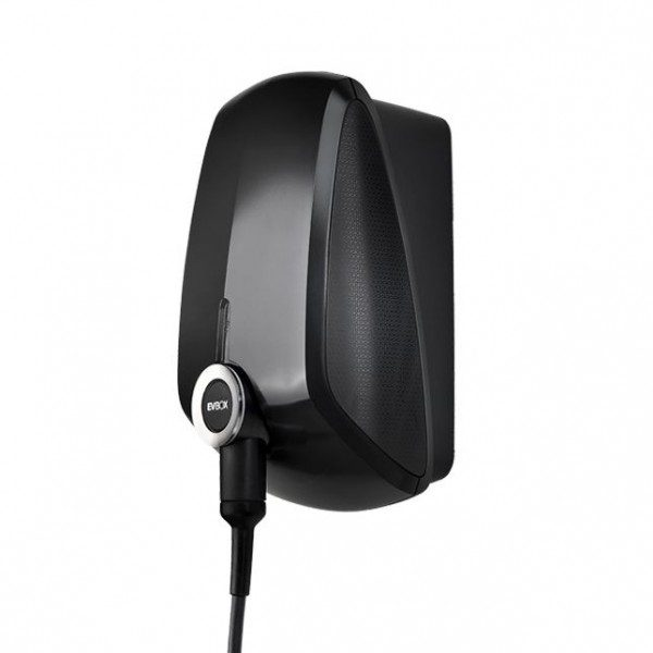 EVBox Elvi V2 WLAN/MID 11 kW AC-Wallbox (inkl. 6m Typ 2 Kabel, 11 kW, RFID, MID, WLAN, DC, OCPP 1.6,