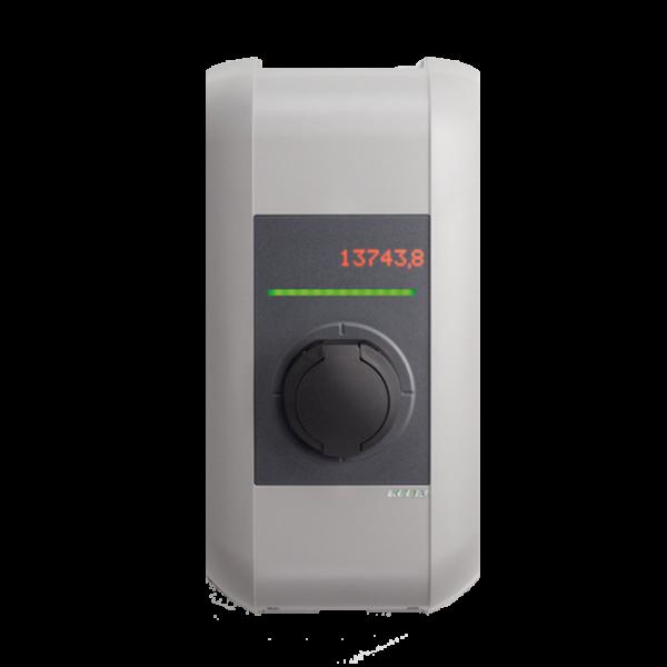 KEBA Wallbox 109.651 KeContact P30 x-series (22 kW, Steckdose Typ 2, WLAN/4G)