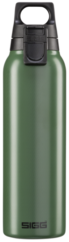 Sigg Thermosflasche 0,5L H&C ONE LEAF Edelstahl grün