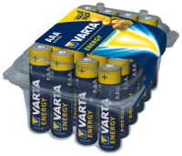 1x24 Varta Energy Micro Batterien AAA LR 3 Aktionsbox