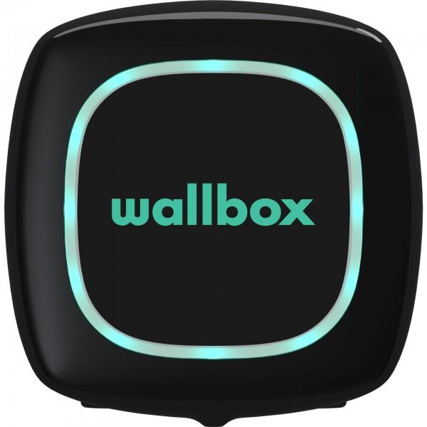 Wallbox Pulsar schwarz 22kW, Type 2, 5m Kabel