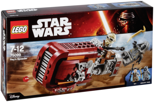 LEGO Star Wars 75099 Reys Speeder