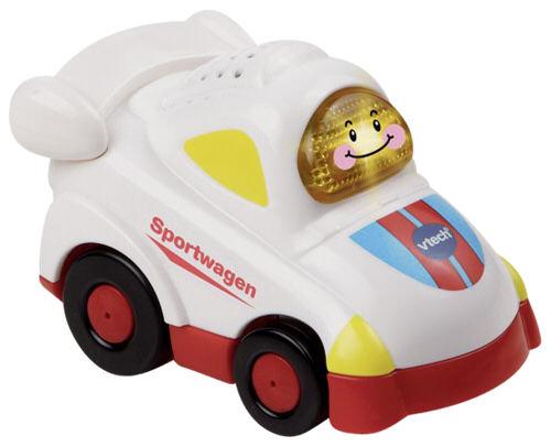 VTech Tut Tut Baby Flitzer Sportwagen