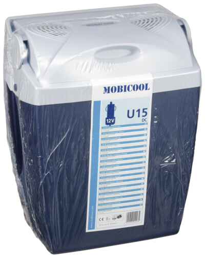 Mobicool U 15 DC Metallic Blue