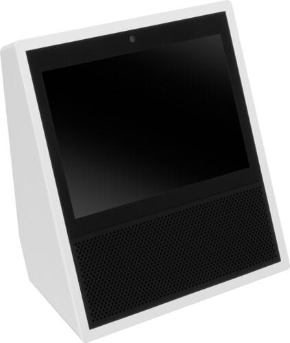 Amazon Echo Show, Weiss