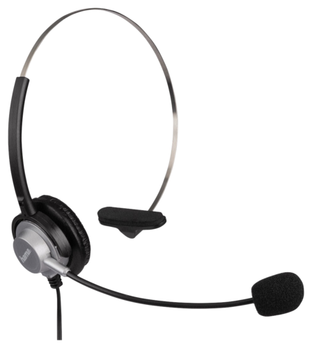 Hama Headset für schnurlose Telefone 2,5-mm-Klinke
