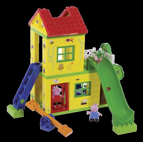 BIG PlayBIG Bloxx Peppa Pig Peppa Play House