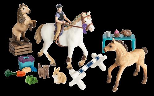 Schleich Adventskalender 2018 Horse Club 97780