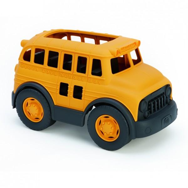 Green Toys Schulbus