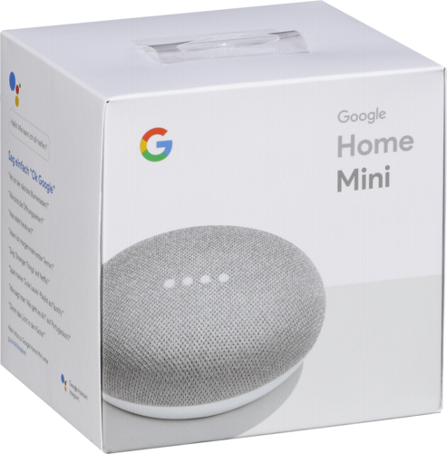 Google Home Mini Kreide Smart Speaker Assistant