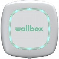 Wallbox Pulsar weiss 11kW, Type 2, 5m Kabel