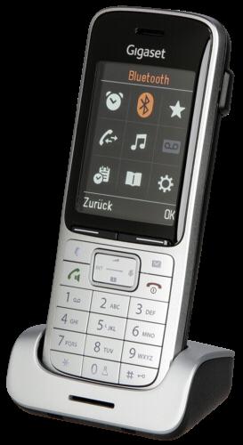 Gigaset SL450 HX platin/schwarz