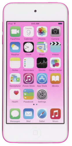Apple iPod touch pink 32GB 6. Generation