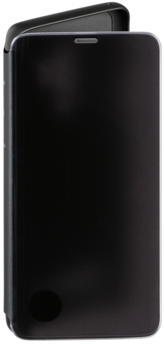 Samsung Clear View Cover schwarz für Galaxy S9 Plus