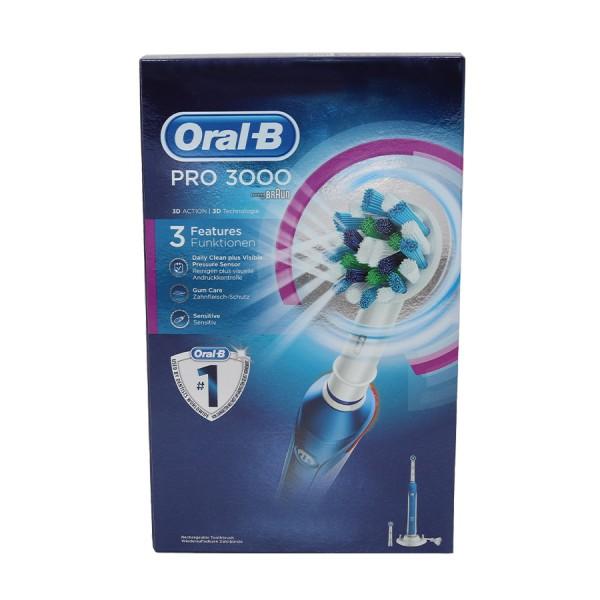 Braun Oral-B Pro 3000 Cross Action