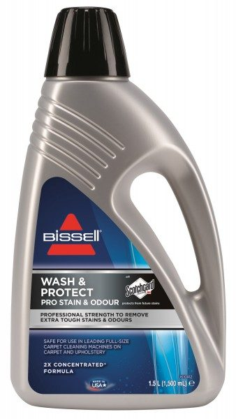 BISSELL Wash & Protect Pro 1,5L Reinigungsmittel
