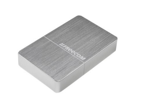 "Freecom Desktop Drive 8TB 3,5"" USB 3.0 Silver"
