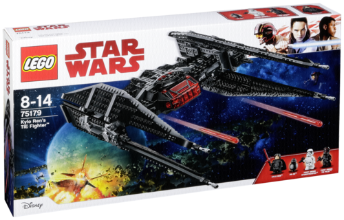 LEGO Star Wars 75179 Kylo Rens TIE Fighter