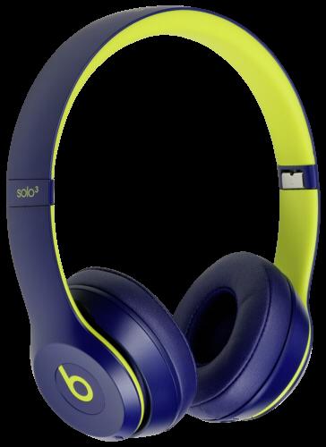Beats Solo3 Wireless On-Ear Headphones Pop Indigo