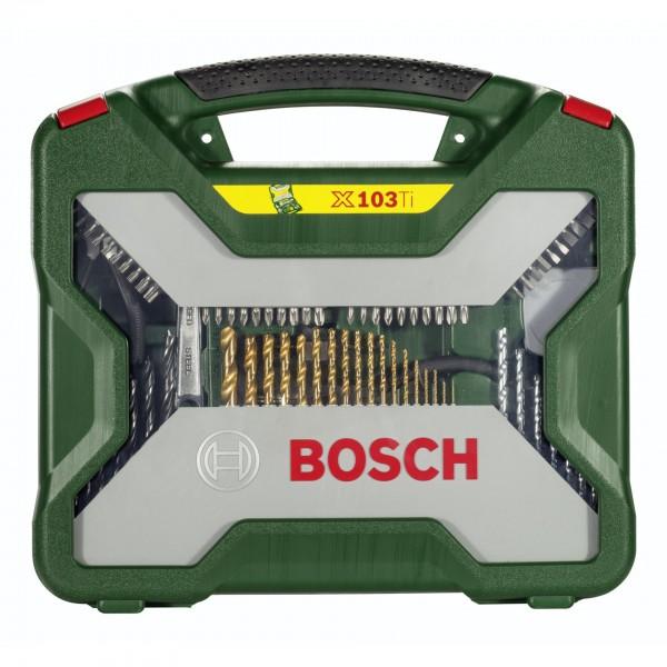 Bosch Prom 103-tlg. X-Line Set