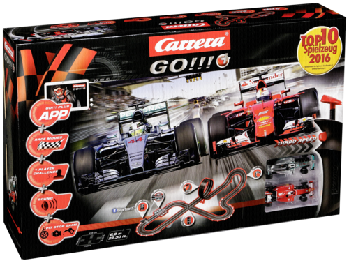 Carrera GO!!! plus Next Race 66001