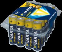 1x24 Varta Energy Mignon Batterien AA LR 06 Aktionsbox