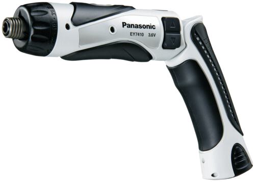 Panasonic EY 7410 LA2S Akku-Knickschrauber