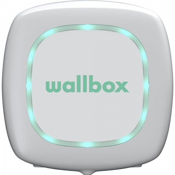 Wallbox Pulsar weiss 11kW, Type 2, 5m Kabel