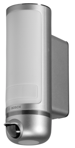 Bosch Smart Home Eyes Aussenkamera mit Beleuchtung