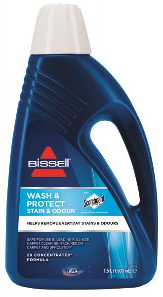 BISSELL Wash & Protect 1,5L Reiniger Scotchgard