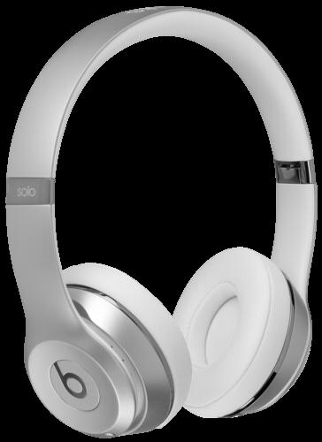 Beats Solo3 Wireless silber
