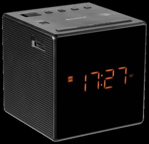 Sony ICF-C1 B schwarz
