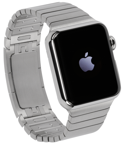 Apple Watch 38mm Stainless Steel Link Bracelet MJ3E2FD/A