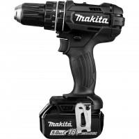 Makita DHP482RTEB Black Edition Akku-Schlagbohrschrauber