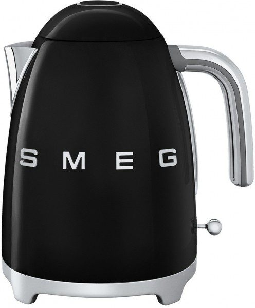SMEG KETTLE BLACK ELECTRIC