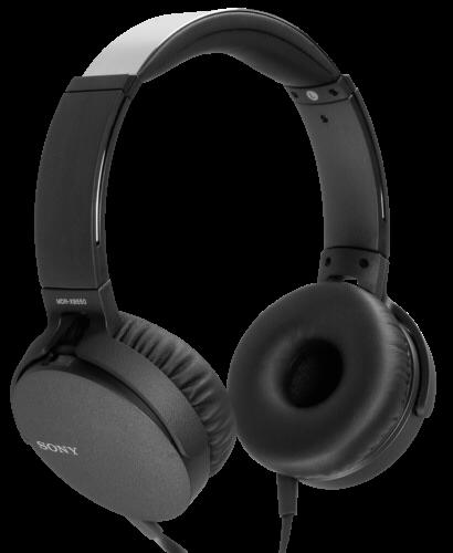 Sony MDR-XB550APB schwarz